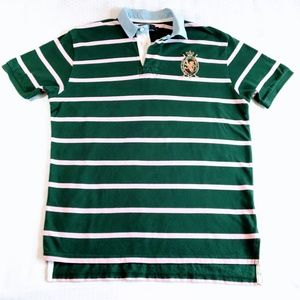 90's Vintage Polo Ralph Lauren SS Rugby Shirt